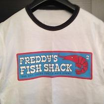 Dsquared D2 Rare Freddy's Fish Shack Authentic Shirt Size L Photo