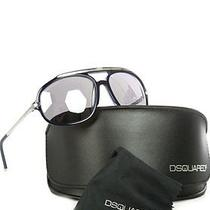 Dsquared  Designer Sunglasses Men's Men Sunglasses Rp 229 Dq0089 / S  Case Photo