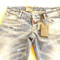 Dsquared Distressed Denim - Summer 2014 Photo