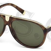 Dsquared Dq0069 Sunglasses Dq 69 Authentic Aviator Glasses Retro 52n Green  New Photo