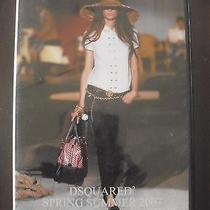 Dsquared Dvd Spring/summer 2007 Fashion Shows Photo