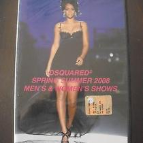 Dsquared Dvd Spring/summer 2008 Fashion Shows Photo