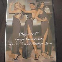 Dsquared Dvd Spring/summer 2009 Fashion Shows Photo