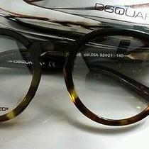 Dsquared Havana Eye Glasses Photo