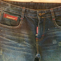 Dsquared Jeans 34 Blue Photo