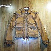 Dsquared Leather Down Jacket