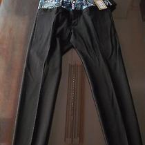 Dsquared  Luxurious Double Waist Jeans Denim Trousers  Photo