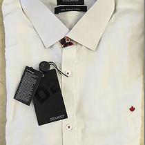 Dsquared Mans Shirt Long Sleeve Size It Xl  Photo