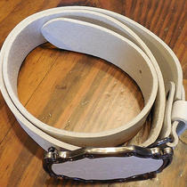 Dsquared Men's Leather Belt Photo
