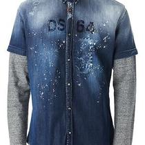 Dsquared Mens Jeans Shirt Photo