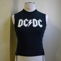 Dsquared Rare Demolition De Lux Dc/dc Black T Shirt S Photo