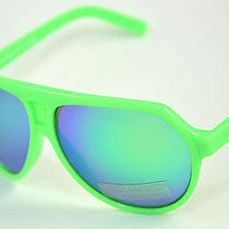 Dsquared  Sunglasses Dq0093 Green/green Mirror  New Photo