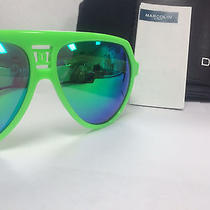 Dsquared  Sunglasses Dq0093 Green/green Mirror  New Photo