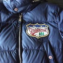 Dsquared Winter Jacket Size Sm Photo