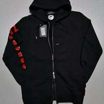 Dsquared2 Black Hoodie Size Xl Photo