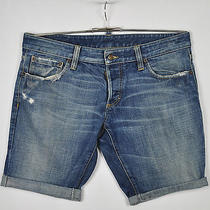 Dsquared2 Cut-Off Denim Shorts 36 Waist (Size 52) Big Chief Low Rise 71 Ka 026   Photo