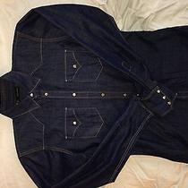 Dsquared2 Denim Shirt Very Unique Photo