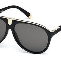 Dsquared2 Eyewear Men's Dq0069 Injected Sunglasses    Photo