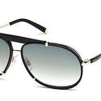Dsquared2 Eyewear Men's Dq0074 Metal Sunglasses    Photo