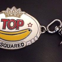 Dsquared2 Key Chain Rare Photo