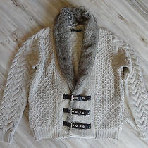 Dsquared2 Knit Wool Cardigan Photo