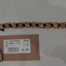 Dsquared2 Ladies Gold Tone Bracelet 100%Authentic Italy Photo