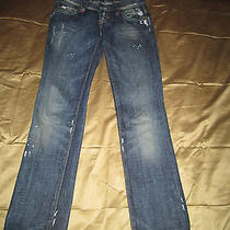 Dsquared2 Ladys2 Womens Designer Jeans Size I 38 Made in Italy - Amazing Photo