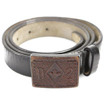 Dsquared2 Leather Belt Photo