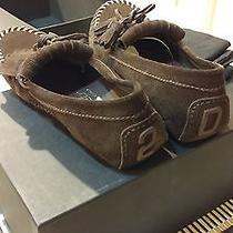 Dsquared2 Leather Moccasin Photo
