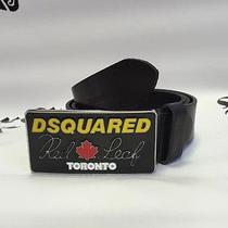 Dsquared2 Men's Leather Belt 115 Photo