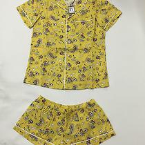 Dsquared2 Pajama Set (Surf/shark Print-Yellow) Photo