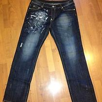 Dsquared2 (Rookie) Paint Splatter Jeans Men 36 Photo