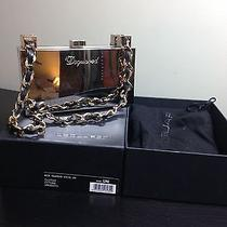 Dsquared2 Silver Metal Clutch  Photo