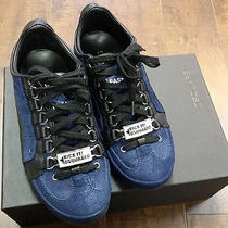 Dsquared2 Striped Sneakers Sneaker Active Shoes Photo