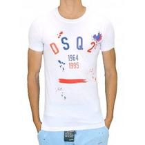 Dsquared2 T-Shirt Slim Fit Size  Xxl Photo