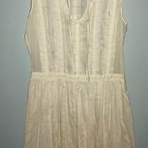 Dsquared2 White Summer Dress Photo