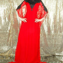 Dubai Very Fancy Kaftans /   Imported Kaftans /  Abaya Jalabiya Ladies Maxi Dres Photo
