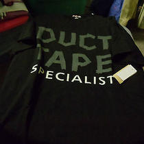 Duct Tape T-Shirt Sz L Photo