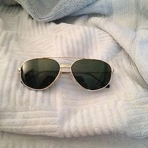 Dunhill Classic Aviator Sunglasses Rare Photo