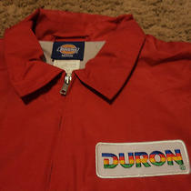 Duron Paints & Wallcoverings Jacket Windbreaker for Over Shirt Nwt  Photo