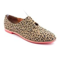 Dv by Dolce Vita Mini Womens Size 6 Tan Suede Oxfords Shoes - No Box Photo