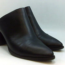 Dv by Dolce Vita Womens Tadeo Suede Pointed Toe Mules Black Size 9.5 K4sn Photo