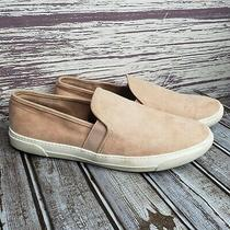 Dv Dolce Vita Blush Pink Suede Slip on Shoes Loafers Womens Size 11 Photo