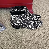 Dv Dolce Vita Calf Hair Ankle Boots Photo