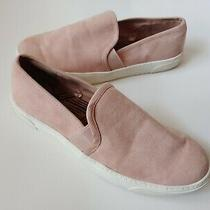 Dv Dolce Vita for Target Blush Pink Suede Slip on Shoes Loafers Womens Size 8.5 Photo
