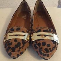 Dv Dolce Vita Leapard Flat Size 8 Photo