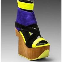 Dv8 by Dolce Vita Brava Wedge Sandal Size 6.5 as Seen on Jackie Christie & Mimi Photo