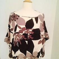 Dvf Printed Silk Blouse Photo