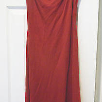Dvf Red Dress Size 6 Photo