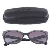 Dy4086 343811 56 Unisex  Dkny Sunglasses Gray/black Gray Gradient Lens Photo